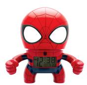 Spider-Man® 7.5 Bulb Botz Clock