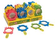 Magnifying Lens - 4 Assted