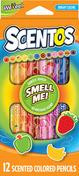 Scented Colored Pencils - 12pk
