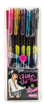 STYLEModel Glitter Gel Pen Set picture