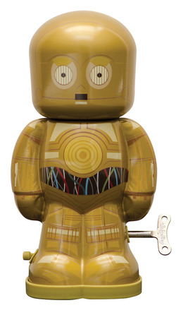 Wind Up C-3PO picture