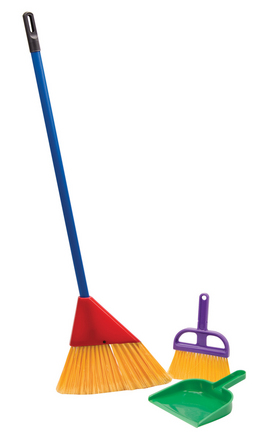 Childrens Broom Set picture