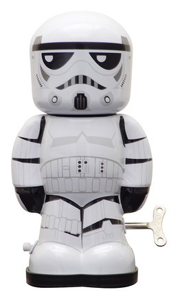 Wind Up Stormtrooper picture