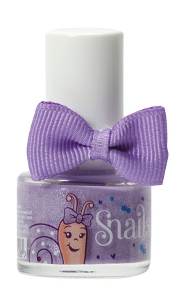 Snails Washable Nail Polish Purple Comet picture