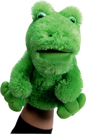 Frog Puppet picture