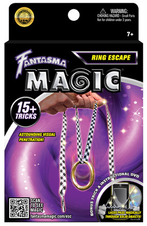 Fantasma Magic Ring Escape picture