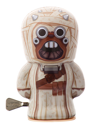 BeBots TIN WIND-UPS Tusken Raider picture