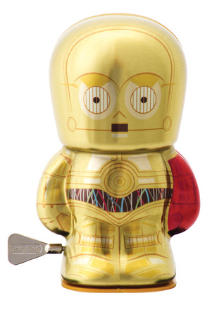 BeBots TIN WIND-UPS C-3PO picture