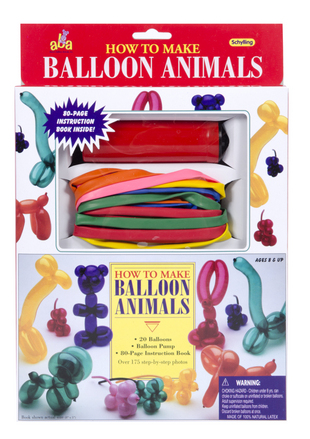 How To Balloon Animals Kit picture