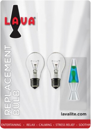 Lava Lamp - 25 Watt Bulb 2Pk picture