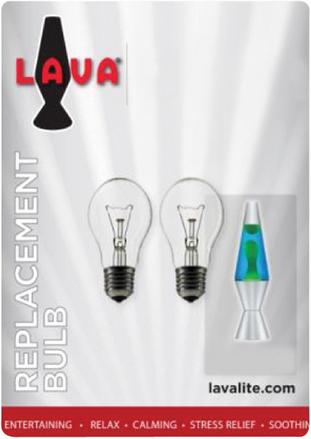 Lava Lamp - 25 Watt Bulb 2Pk picture