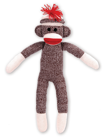 Schylling Sock Monkey picture