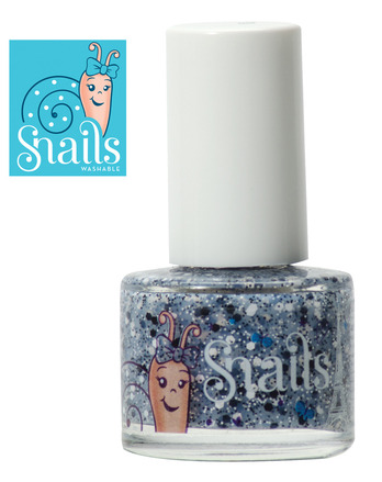 Snails Washable Nail Polish Confetti Top Coat picture