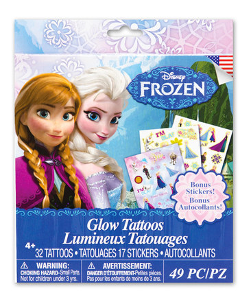 Frozen Glow Tattoos picture