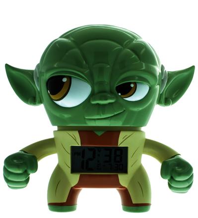 Yoda Bulb Botz Clock picture