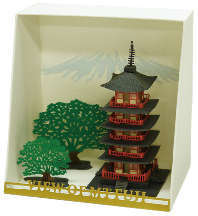 Five Storied Pagoda picture