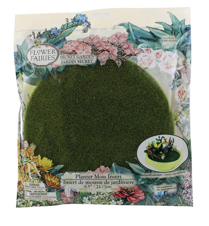 Flower Faires Moss Planter Insert picture