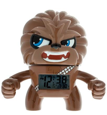Chewbacca Bulb Botz Clock picture