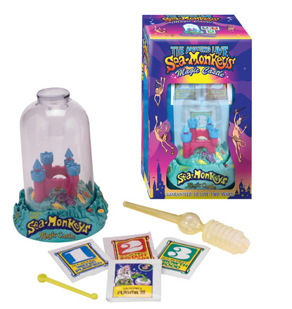 Sea-Monkeys Magic Castle picture