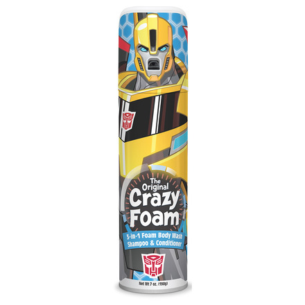 Transformers Bumblebee Crazy Foam picture