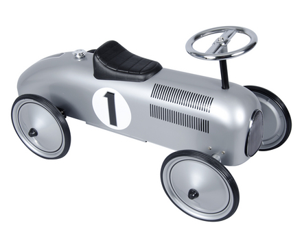 Silver Speedster picture