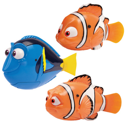 Finding Dory Robo Fish Assortment picture