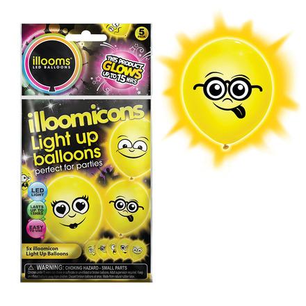 illooms illoomicons - 5pk picture