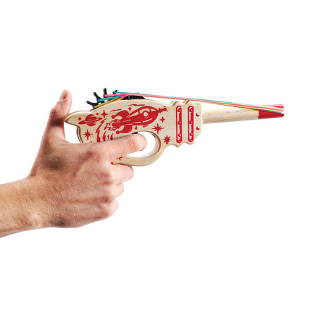 Rubber Band Ray Gun picture