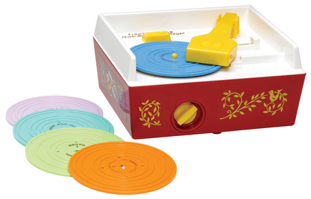 Fisher Price Record Player picture