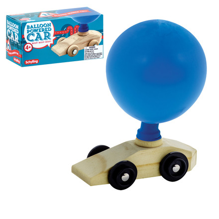 Balloon Powered Car picture