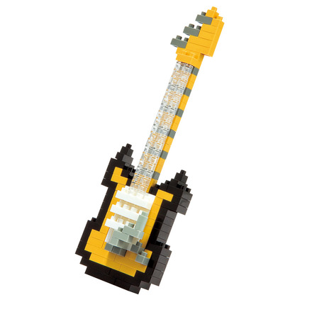 Electric Guitar Gold picture