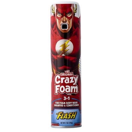 Crazy Foam Justice League FLASH picture