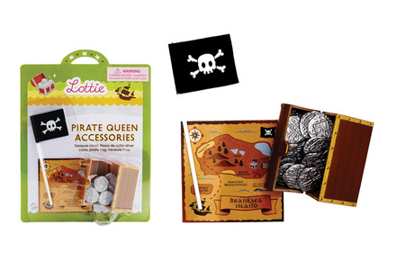 Lottie Pirate Queen Accessories picture