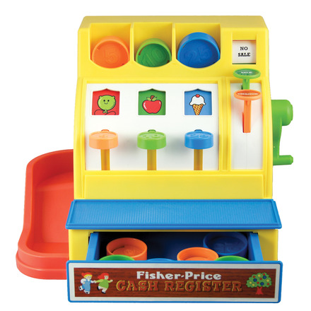 Fisher-Price Cash Register picture