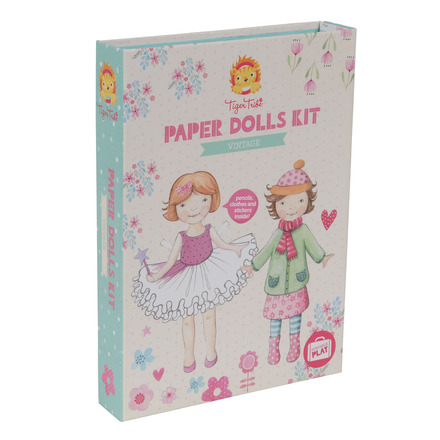 Paper Dolls Kit Vintage picture