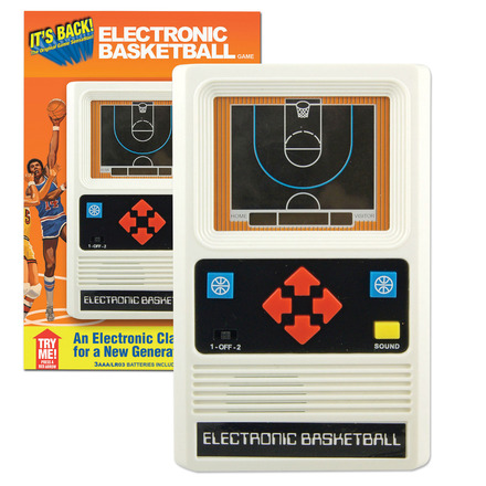 Electronic Basketball picture