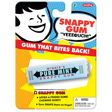 Snappy chewing Gum picture