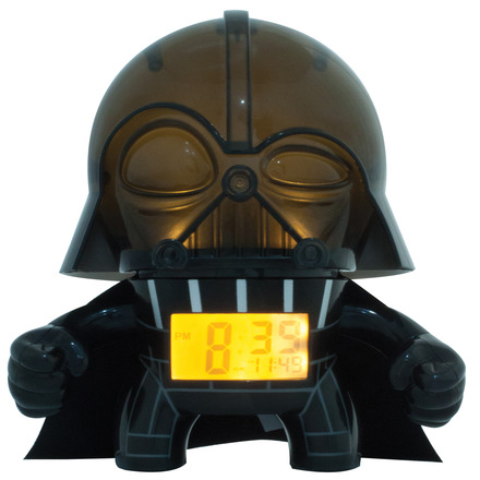 Darth Vader Bulb Botz Clock picture