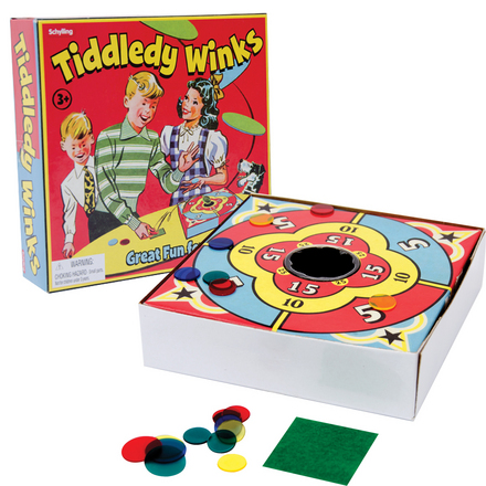 Tiddledy Winks Game picture