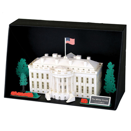 Paper Nano The White House picture