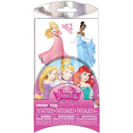 DisneyPrincess Prism Foil Tattoos picture