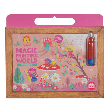 Magic Painting World Fairy Garden picture