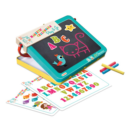 Little Classics Chalkboard Play N Go picture