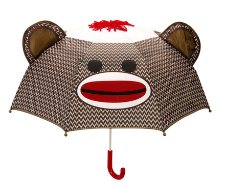 Sock Monkey Umbrella picture