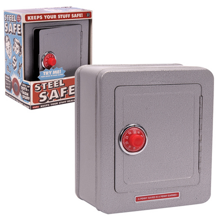 Steel Safe with Alarm picture