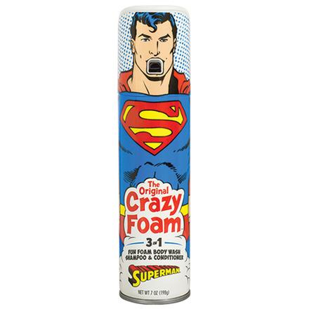 Crazy Foam DC Originals SUPERMAN picture
