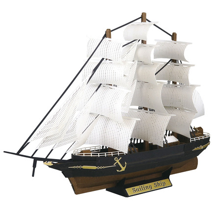 Papernano Sailing Ship picture