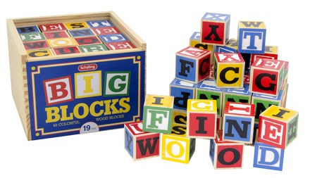 Large Abc Blocks picture