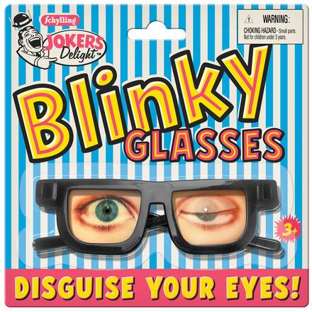 Jokes - Lenticular Funny Glasses picture