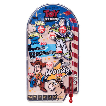 Toy Story Pinball picture
